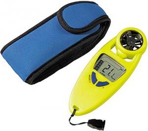 Mini thermo-anémomètre