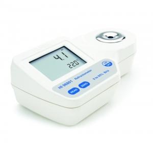Réfractomètre numérique compact&nbsp;<img src='https://www.mesurez.com/images/tags/performance.jpg' alt='Haute performance'  title='Haute performance' border='0' />
