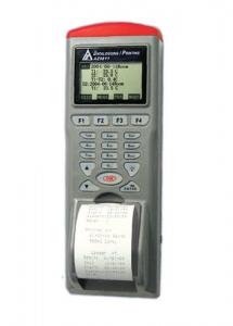 Thermomètre infrarouge enregistreur à imprimante
