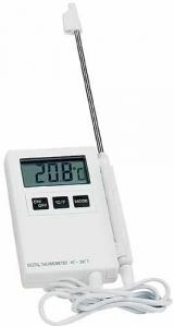 Thermomètre digital à sonde de pénétration déportée